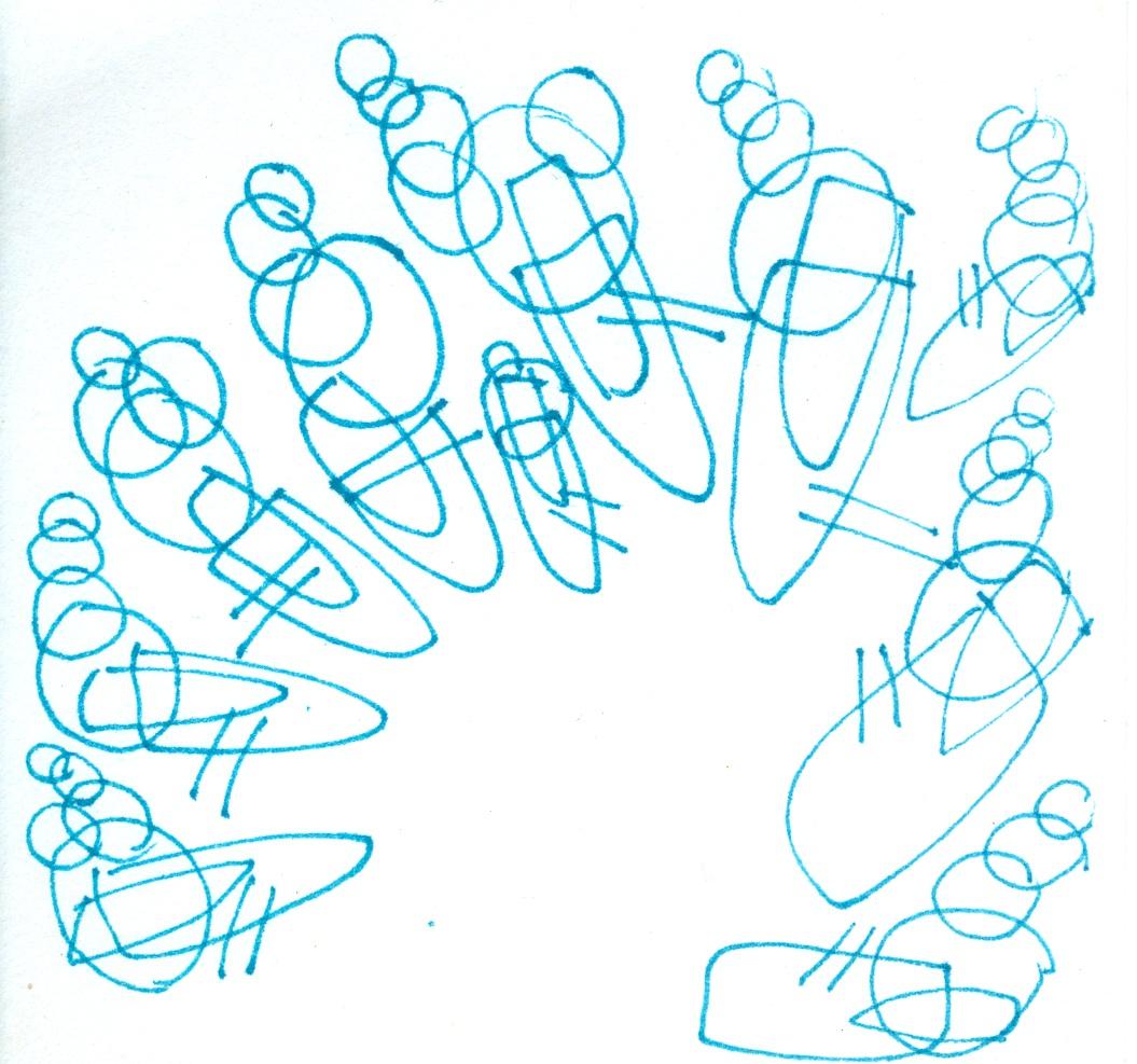 Carbonato de sódio de um fungo entre dedos do pé